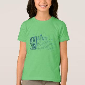 Fairy Poem Shirt