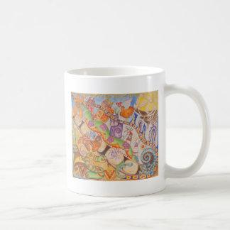 fairy Tale Story Basic White Mug