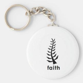 Faith Keychain