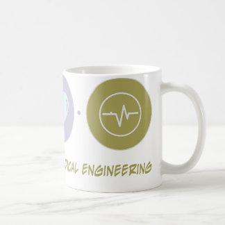 Faith Love Biomedical Engineering Basic White Mug