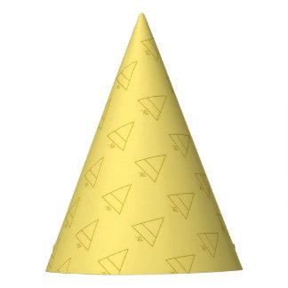 Falln Pagan Air Element Symbol Party Hat