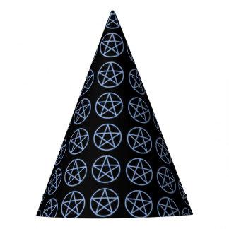 Falln Pagan Pentacle Party Hat