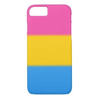 Falln Pansexual Pride Flag iPhone 7 Case