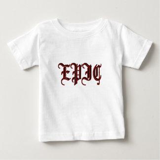 fancy font EPIC Tees