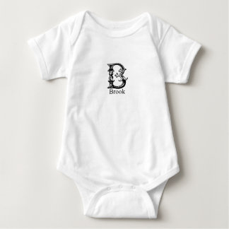 Fancy Monogram: Brook T Shirts