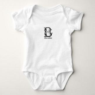 Fancy Monogram: Brooke T-shirt