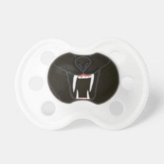 Fang teeth pacifier