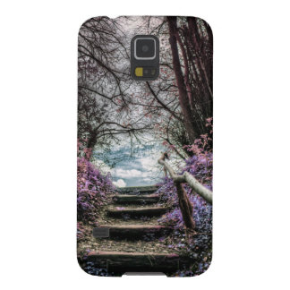 Fantasy Forest Steps Cases For Galaxy S5