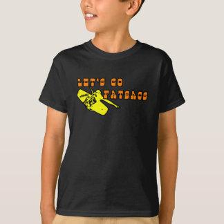 Fat sacs wakeboarding T-shirt