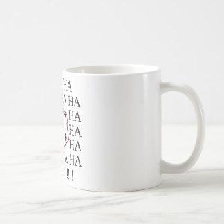 Fatal Roll Basic White Mug