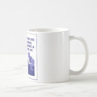 Fathers Are Basic White Mug