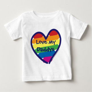 Father's Day I Love my Daddys T-shirts