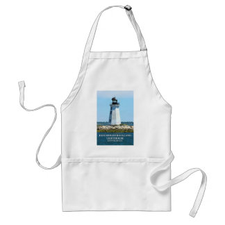 Fayerweather Island Lighthouse, Connecticut Standard Apron