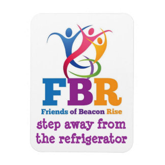 FBR 'Step Away' Magnet