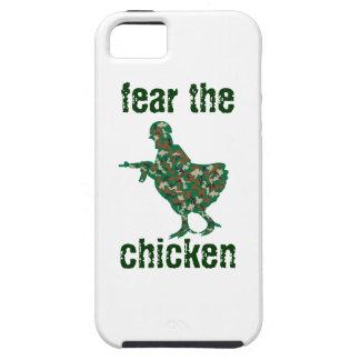 Fear the chicken case