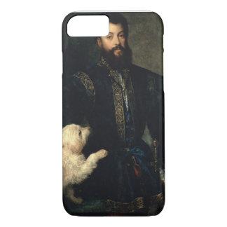 Federigo Gonzaga, Duke of Mantua, c.1525-30 (oil o iPhone 7 Case
