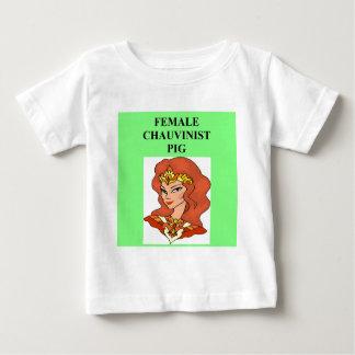 female chauvinist pig t-shirt