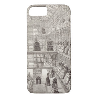 Female Convicts at Work during the Silent Hour in iPhone 7 Case