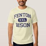 Fenton - Bison - High - Bensenville Illinois Tee Shirt