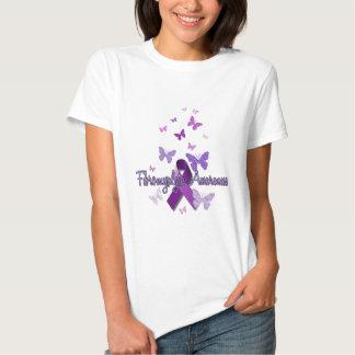 Fibromyalgia Awareness T Shirts