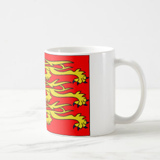 Fier d'être Normand Basic White Mug