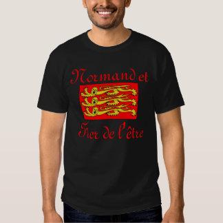 Fier d'être Normand Shirts