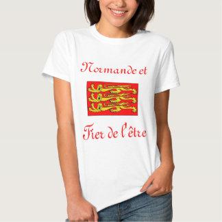 Fier d'être Normand T-shirt