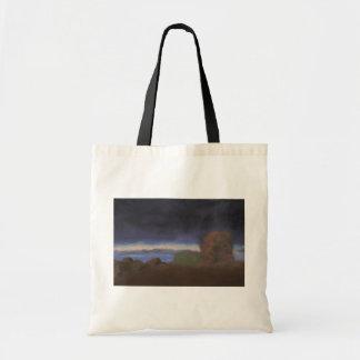 Fierce Storm over Lake, Bag