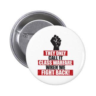 Fight Back 6 Cm Round Badge