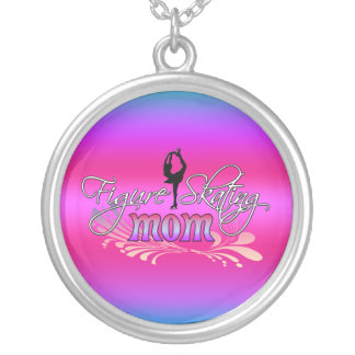 Figure Skating Mom Necklace