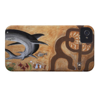 Fiji, wall mural. iPhone 4 case