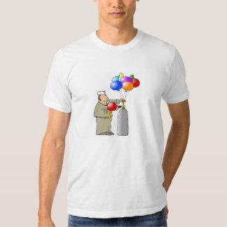 Filling Balloons T Shirt