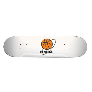 FIMBA Skate Skateboard Deck