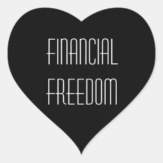 Financial Freedom Stickers