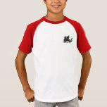 Fire Breathing Dragon T-shirts