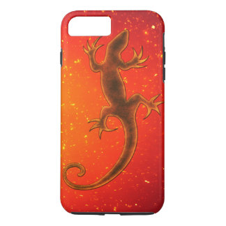 Fire Lizard iPhone 7 Plus Case