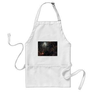 fireworks meteor splash big display standard apron