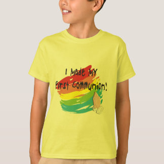 First Communion Day T-Shirts and Gifts