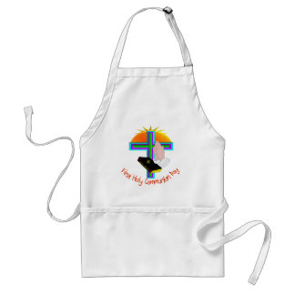 First Holy Communion Day Gifts Standard Apron