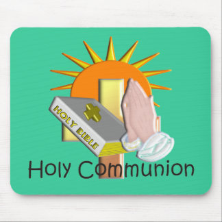 First Holy Communion Kids Gifts Mouse Pad