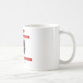First Responder Firefighter. Basic White Mug