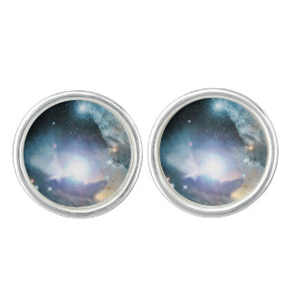 First Stars Hubble Space Telescope Cuff Links