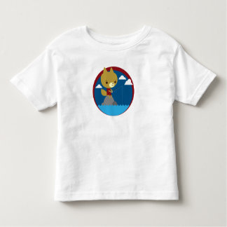 Fishing Fox T-shirt