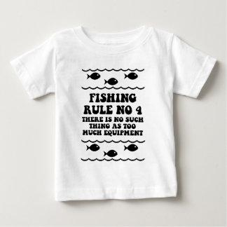 Fishing Rule No 4 T-shirt