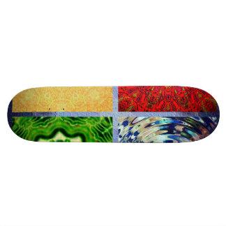 Five Elements Banner Skate Deck
