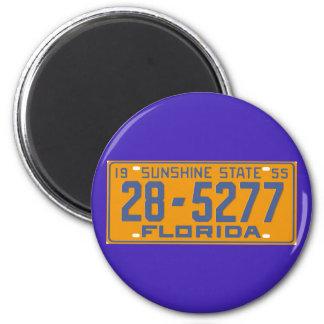 FL55 6 CM ROUND MAGNET