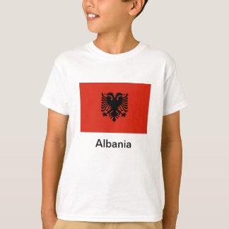 Flag of Albania T Shirt