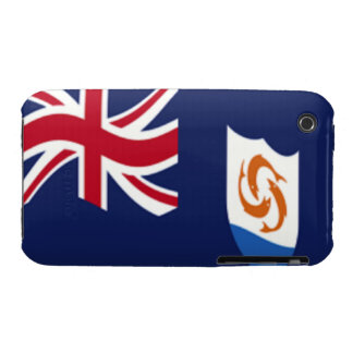 Flag of Anguilla iPhone 3G/3GS Case