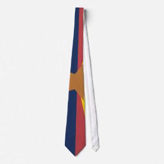 Flag of Arizona Tie