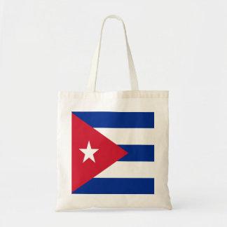 Flag of Cuba Budget Tote Bag